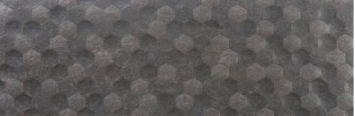 Basalt Hexagon Antracit
